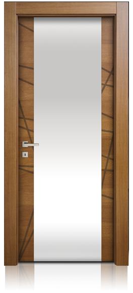 due-linee-oblique-tinta-piatta-vetro-porta-mdoor-micheloni-porte-legno-massello