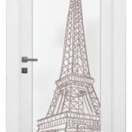 P13-pglass-torre-eiffel-frassino-laccato-poro-aperto-mdoor-micheloni-porte